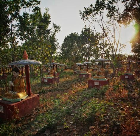 Monya: Bodhi Tataung