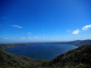 Apoyo Lagoon - view du Mirador de Catarina